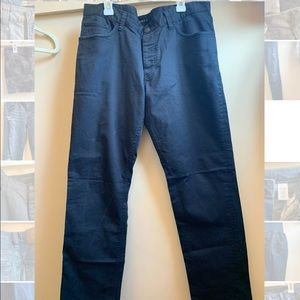 Theory Black Jeans